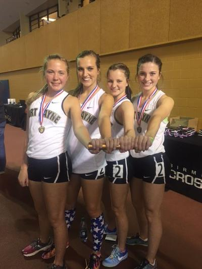 Lady 'Cats earn gold at state meet