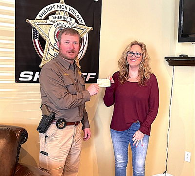 Sheriff's Office teams up with CASA for Children