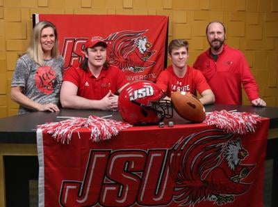 Fort Payne's Shaddix following in family's tracks to JSU