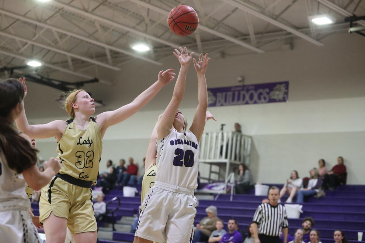 Geraldine girls fall behind vs. Scottsboro