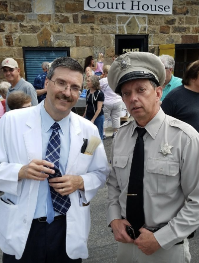 Memories of Mayberry is back