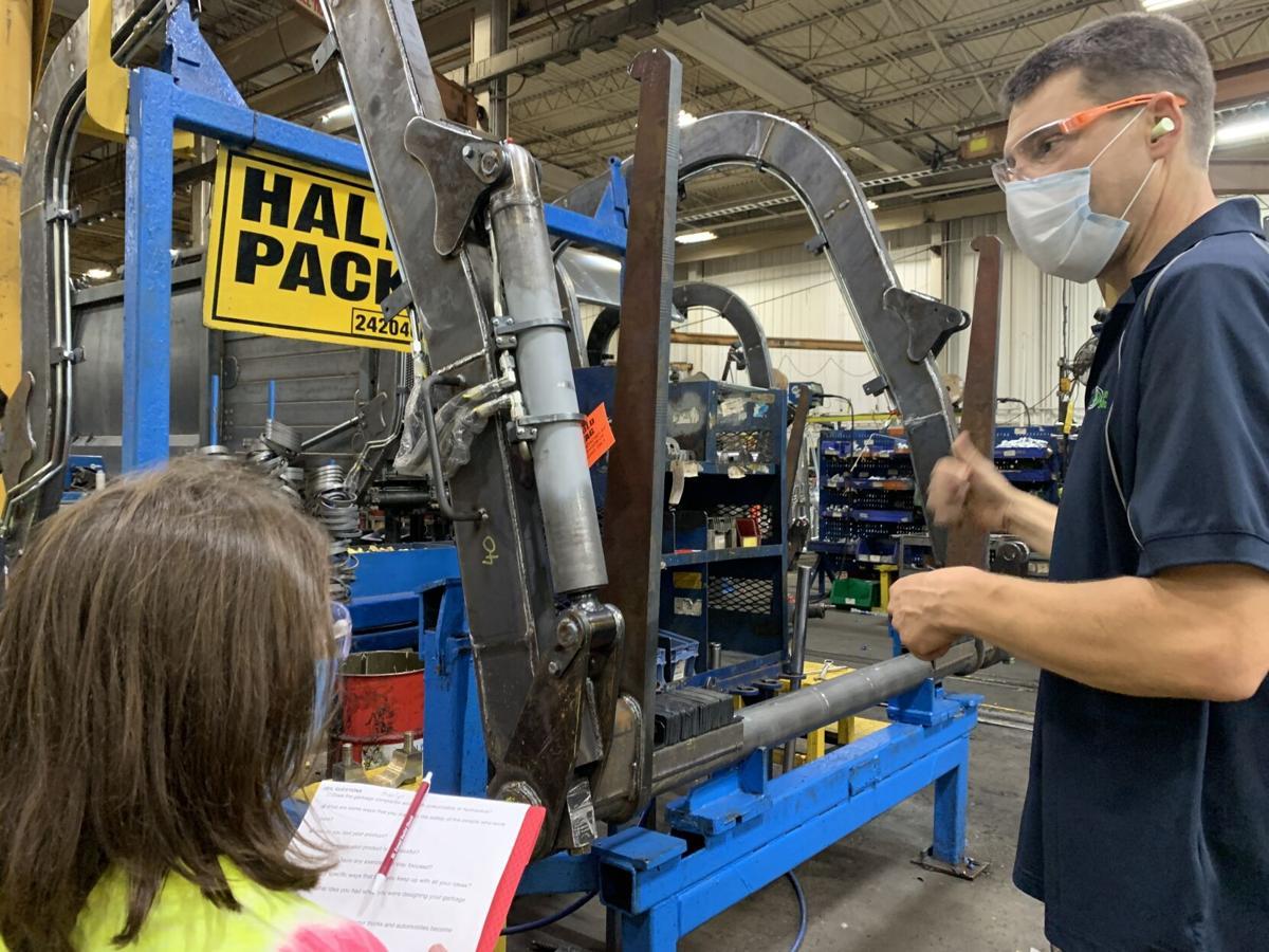 Heil Environmental hosts Fort Payne City Schools STEAM Robotics