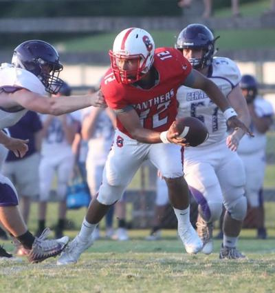 No. 8 Panthers look to kick off 100th season strong against Bears
