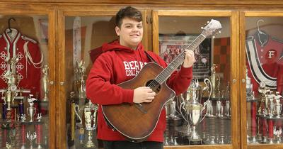 Fyffe Senior accepted to Berklee College of Music