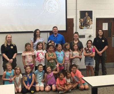 Teaching youth about personal safety