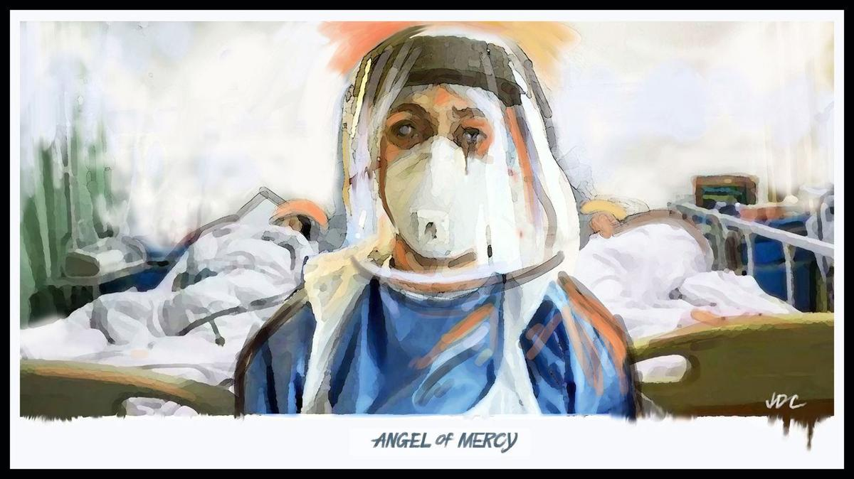 Angels of mercy: COVID-19 nurses are the next PTSD veterans