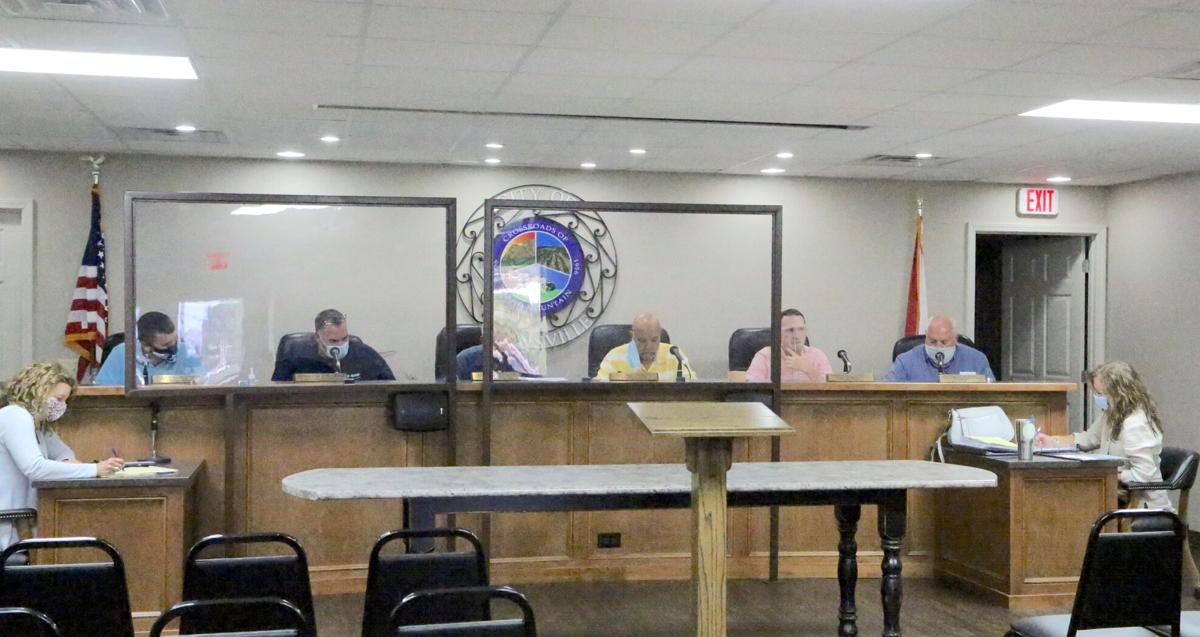 Rainsville council satisfied with new road paving