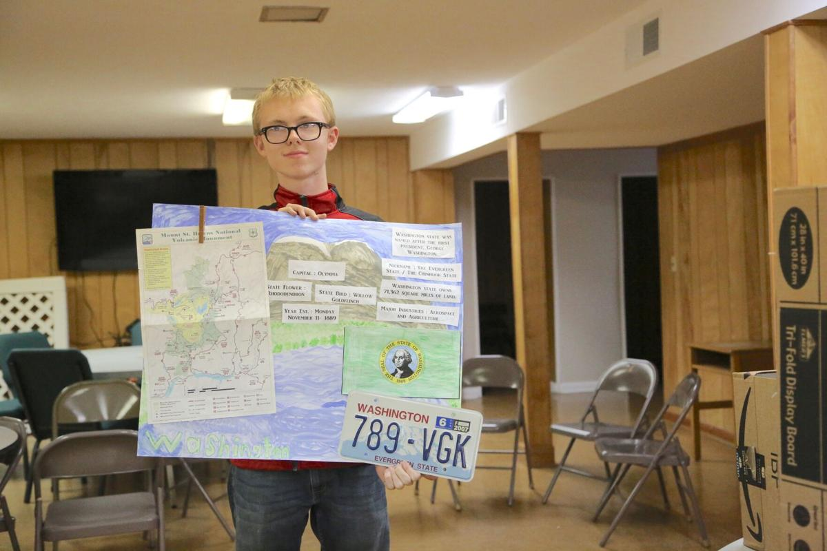 Geography Fair 2020 showcases local home-schooled students' work