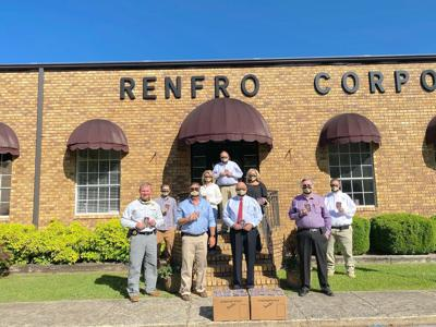 Renfro Corporation to make protective face masks