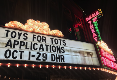 Families can apply for Toys for Tots assistance starting Oct. 1