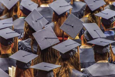 High school graduation ceremonies begin next week