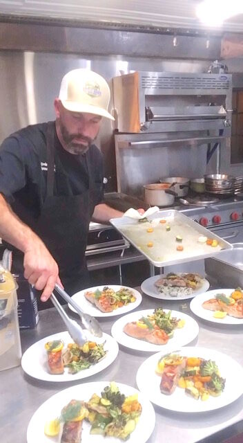 Restaurant offers fresh from pole to plate