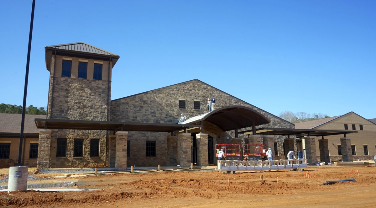 Superintendent shares project updates