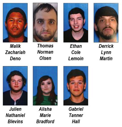 Rainsville police make arrests in stabbing incident, drug-related case
