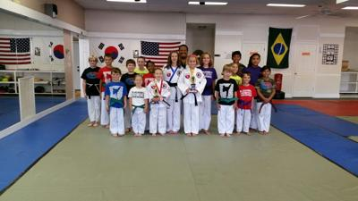 Black Belt Academy has 5 place at taekwondo tournament