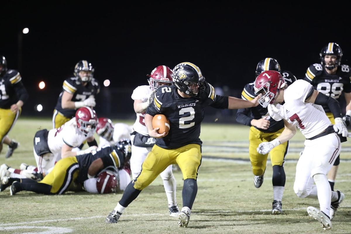 Fort Payne survives late scare, beats Hartselle