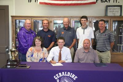 Forrester signs with Wallace State