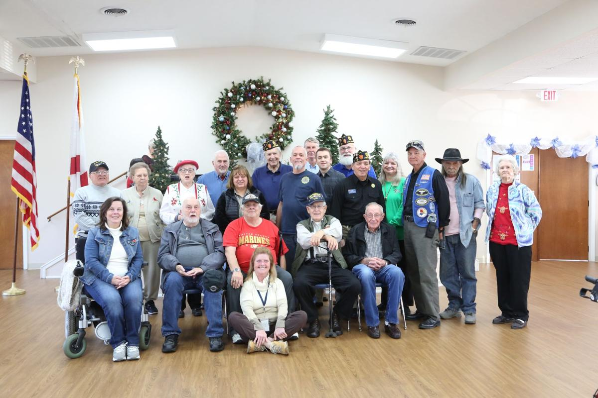 Council on Aging hosts last Veterans Breakfast Social of the year