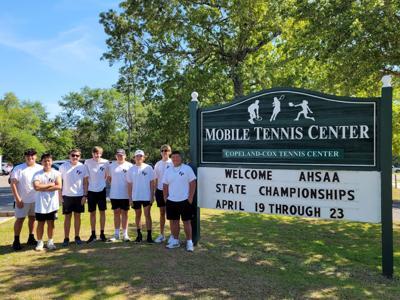 Fort Payne boys tennis