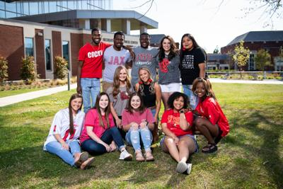 Jacksonville State selects its official student hosts for 2021-22 school year