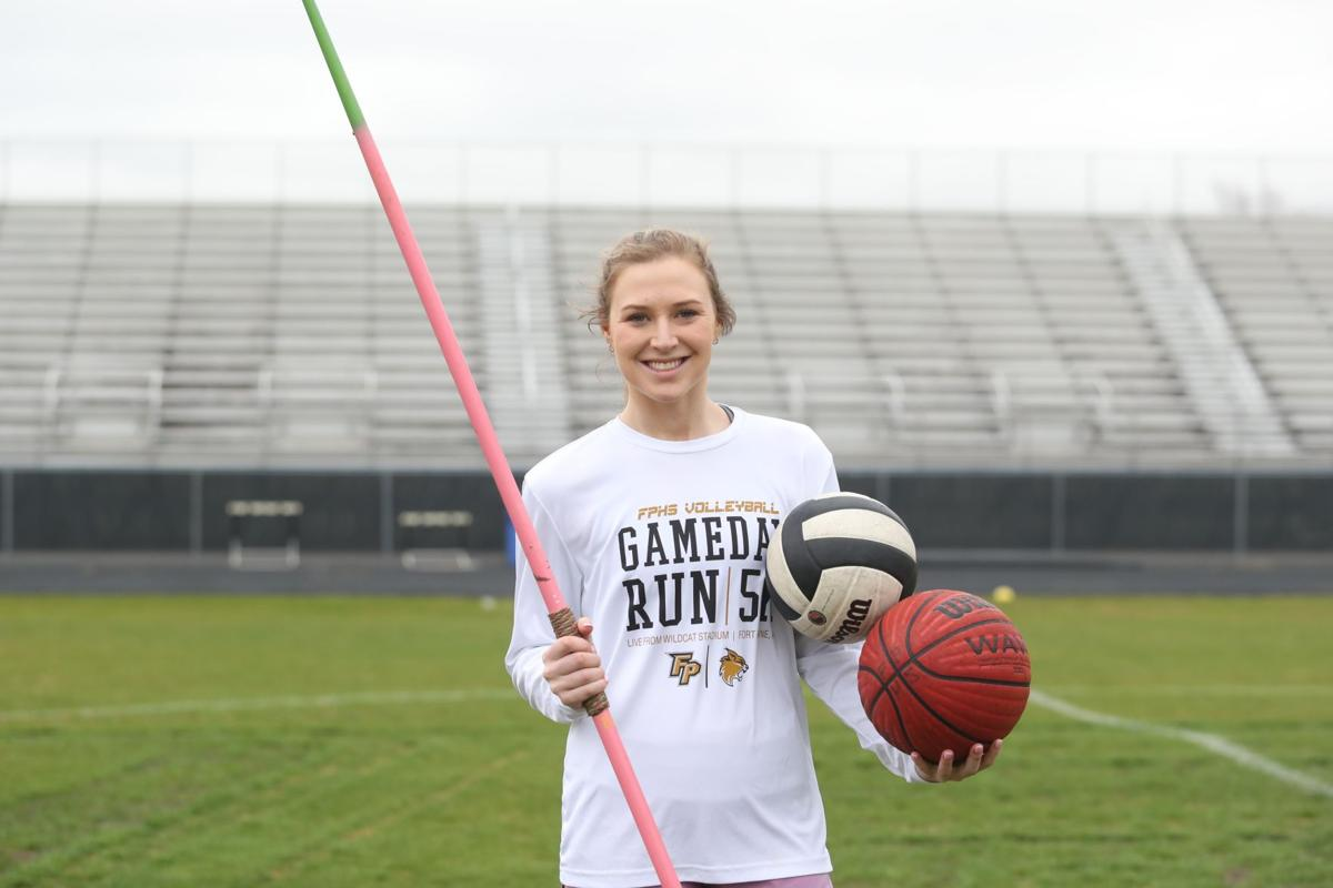 Fort Payne's Goggans excels as 3-sport athlete