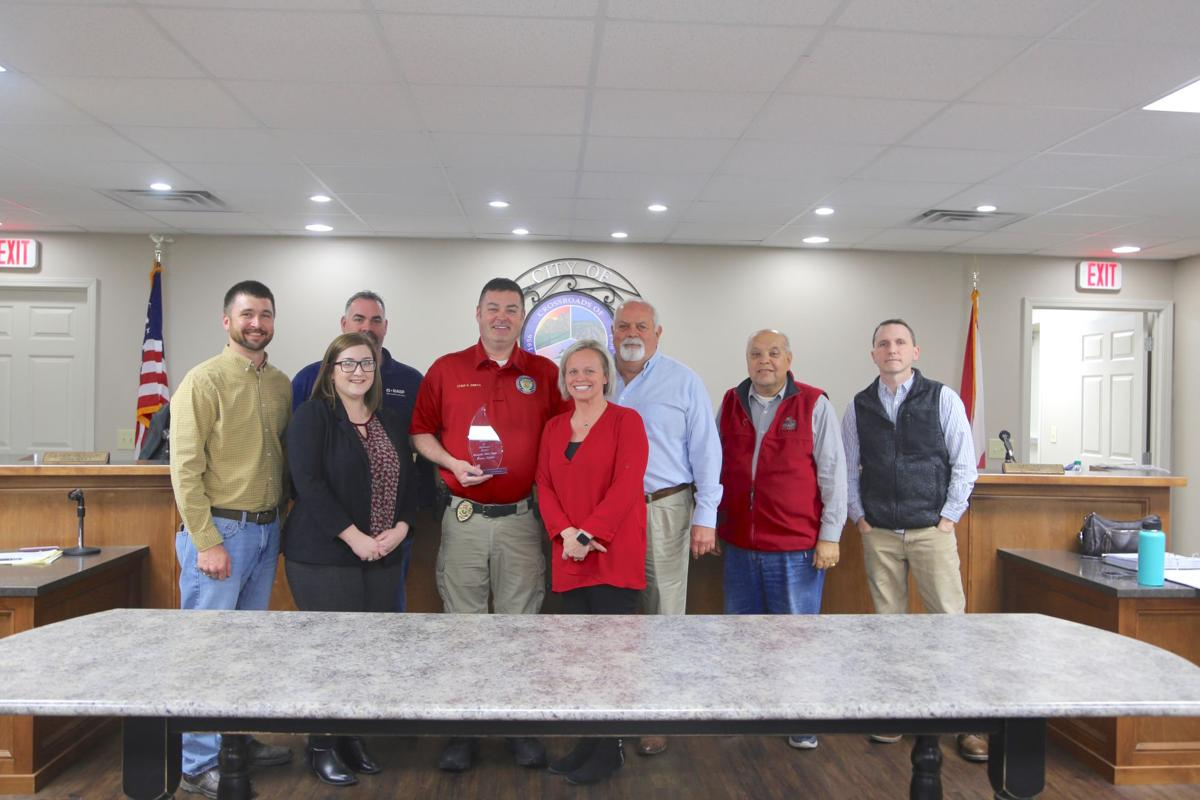 Arbor Day, Citizen of Influence awards presented at council meeting