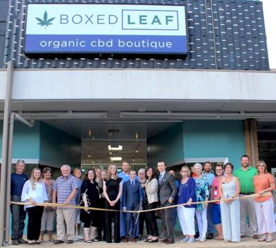 Boxed Leaf: Not Your Momma's Herb Shop