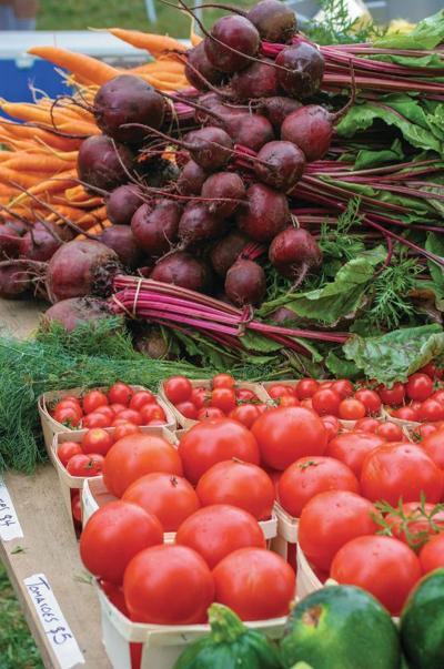Growers rebuild food economies at local market