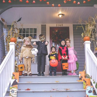 Trick-or-treating safely in 2020