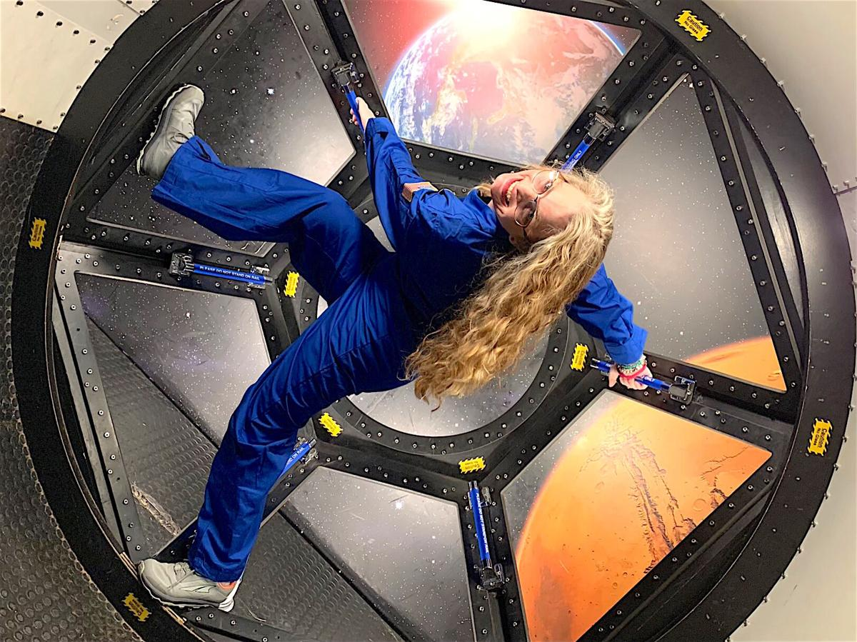 Local teacher goes to space camp