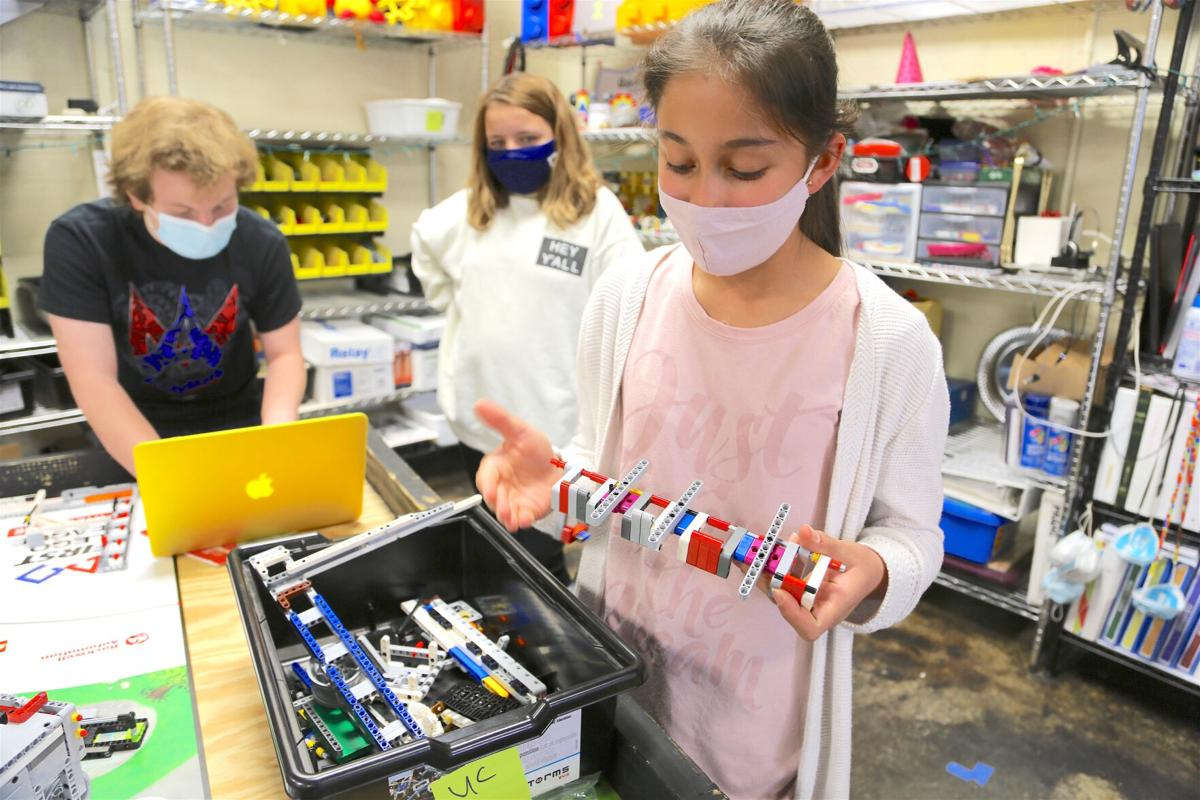 Inspiring youth through hands-on learning