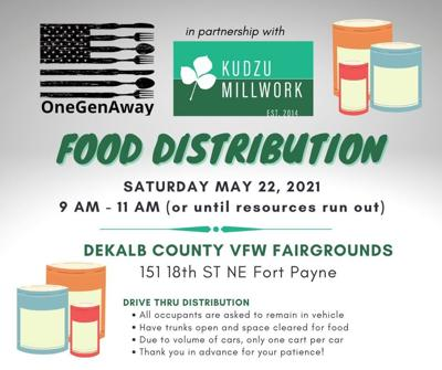 New Fort Payne industry to host free food distribution