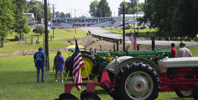 Henagar proceeds with annual Potato Festival