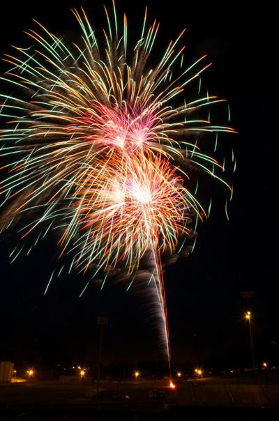 City plans July 2nd fireworks show