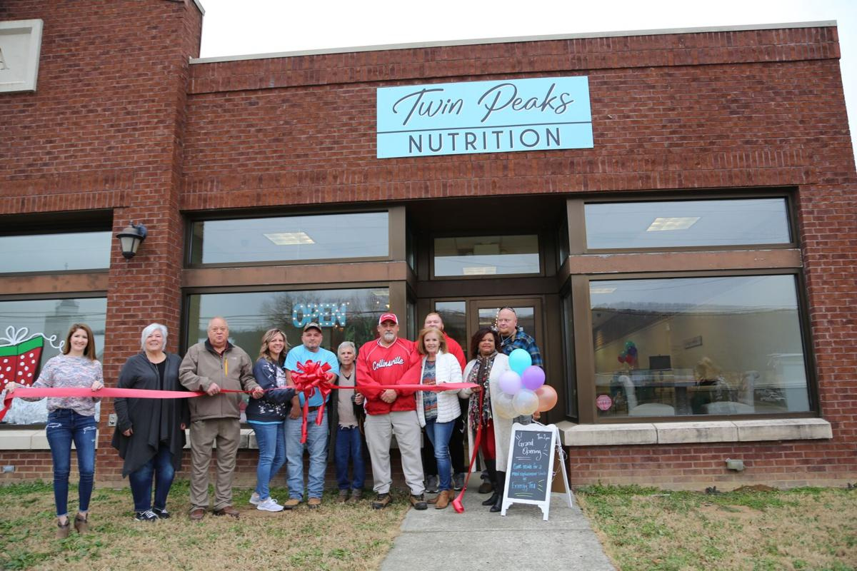 New Collinsville shop 'shaking' up the town