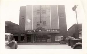 <p>Cricket Theatre</p>