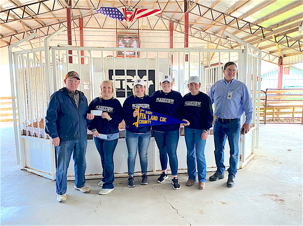 DeKalb County Soil & Water Conservation holds land judging contest