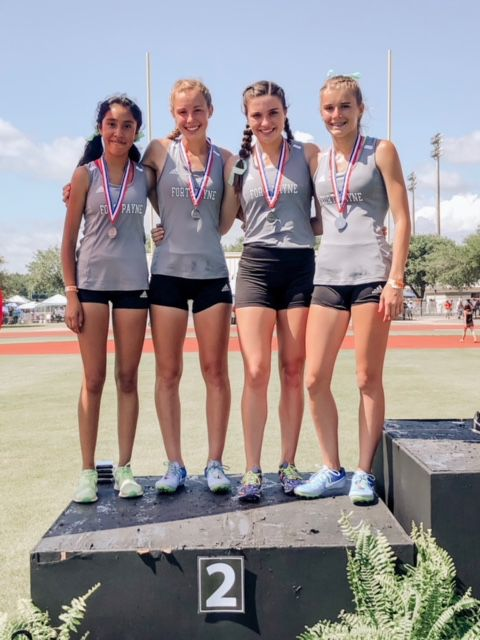 Wildcats break school records, earn podium finishes at state track meet