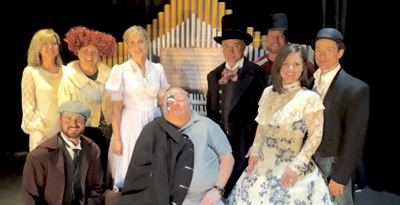 The Phantom of the Fort Payne Opera House
