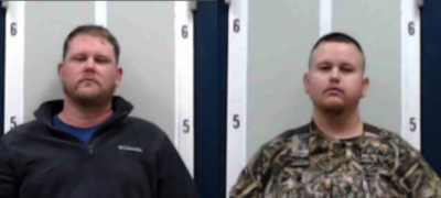 One current, one former corrections officer arrested for harassment