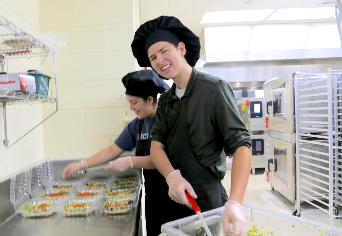 Fort Payne High School Culinary team preps for competition