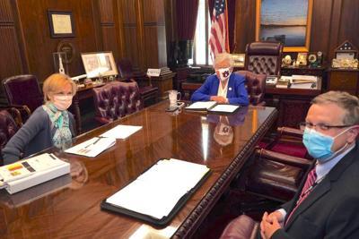 Ivey, Harris meet with White House Coronavirus Task Force coordinator Wednesday