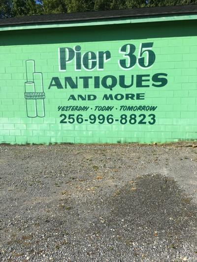 New antique store opened the first of August