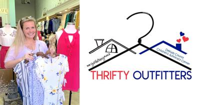 Non-profit opens new thrift store
