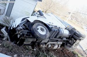 Crash at Joe's Truck Stop