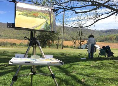 Little River Arts Council to host plein air event