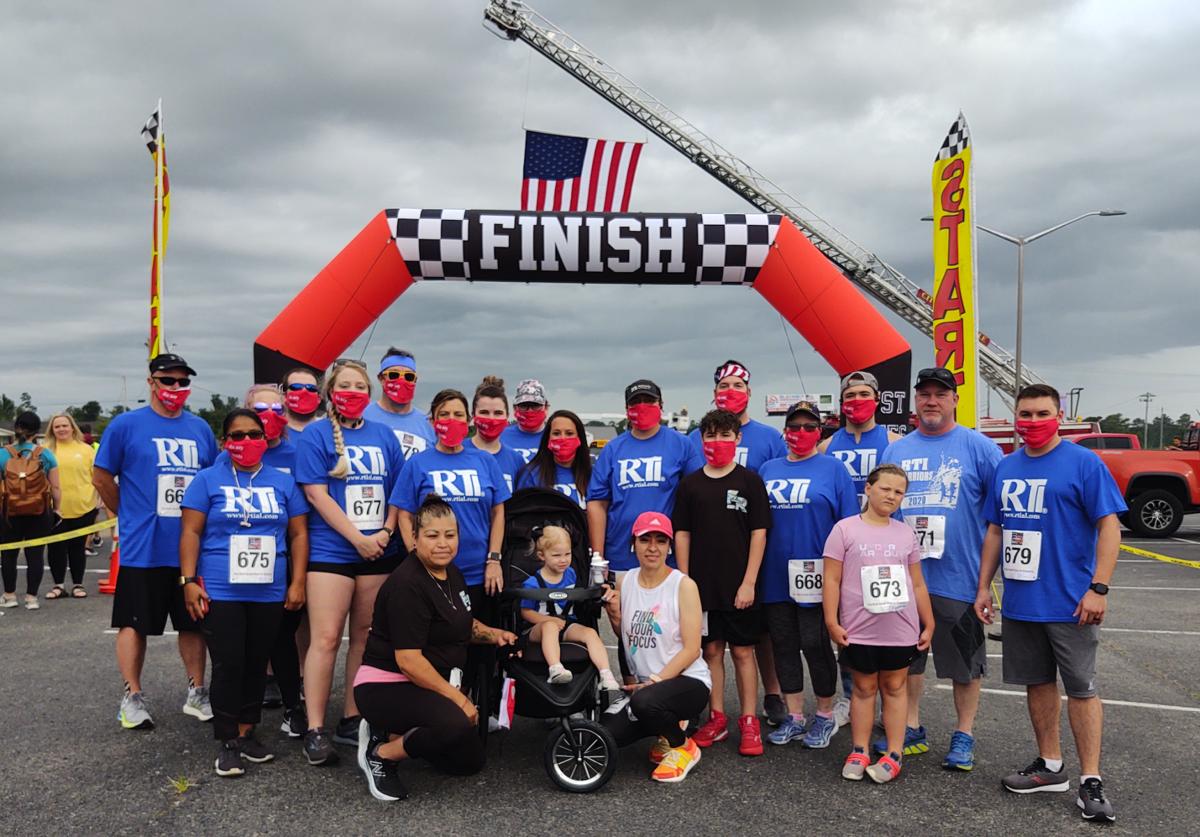 Freedom Run raises more than $30,000 for community