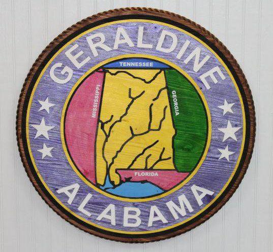 Geraldine responds to police officer's Facebook post