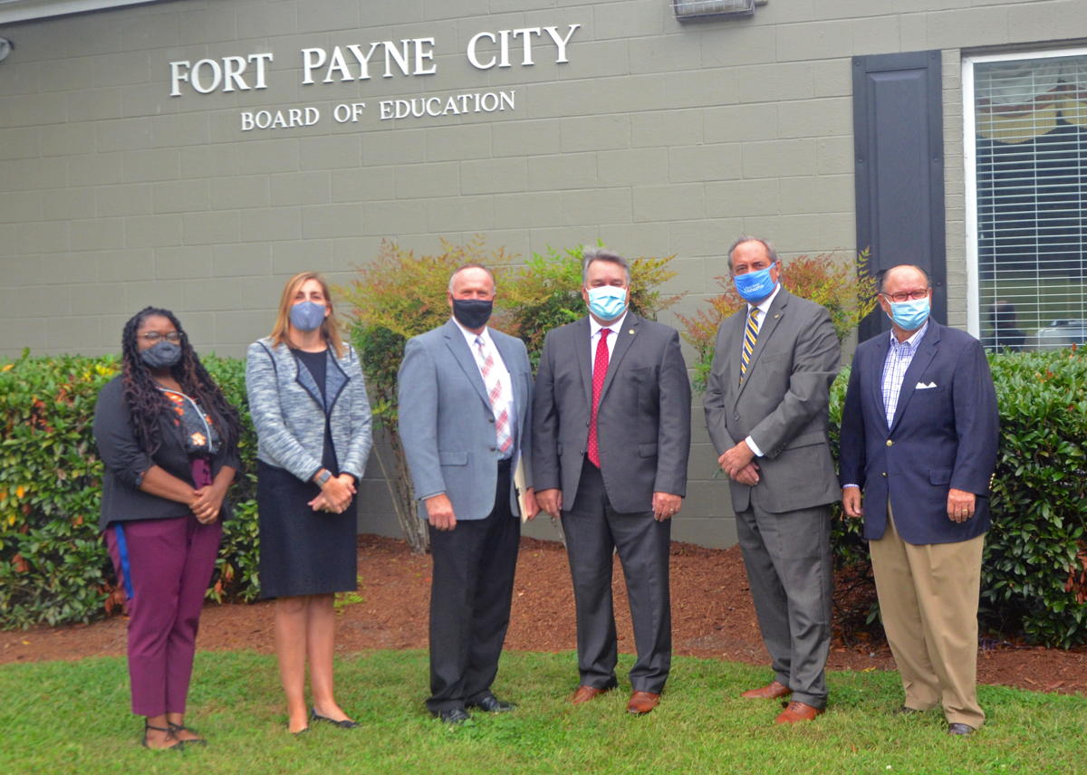Funds keep Fort Payne a leader in educational tech