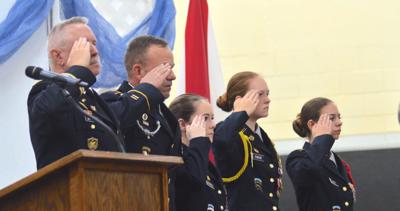 Fort Payne High School begins JROTC recruitment